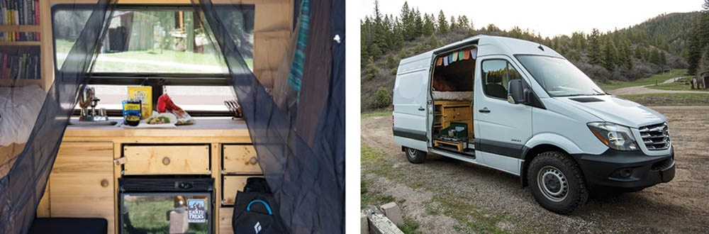 Van Life: Simple, Healthy Eats For Climbers
