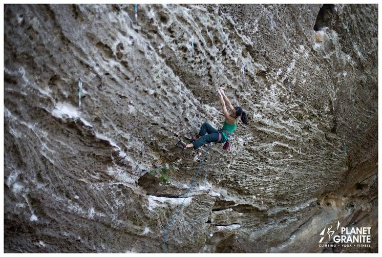 how to climb 5next - RRG