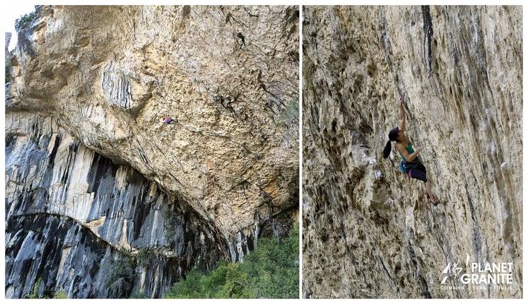 how to climb 5next - Spain