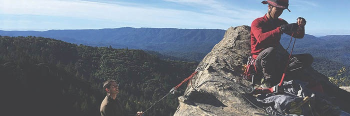 Why We Rebolt: Climbers Replace Hardware in California