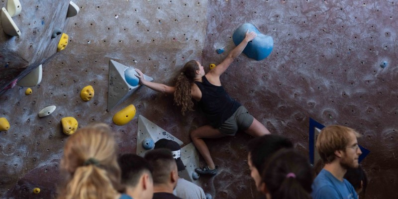 How to use common climbing holds