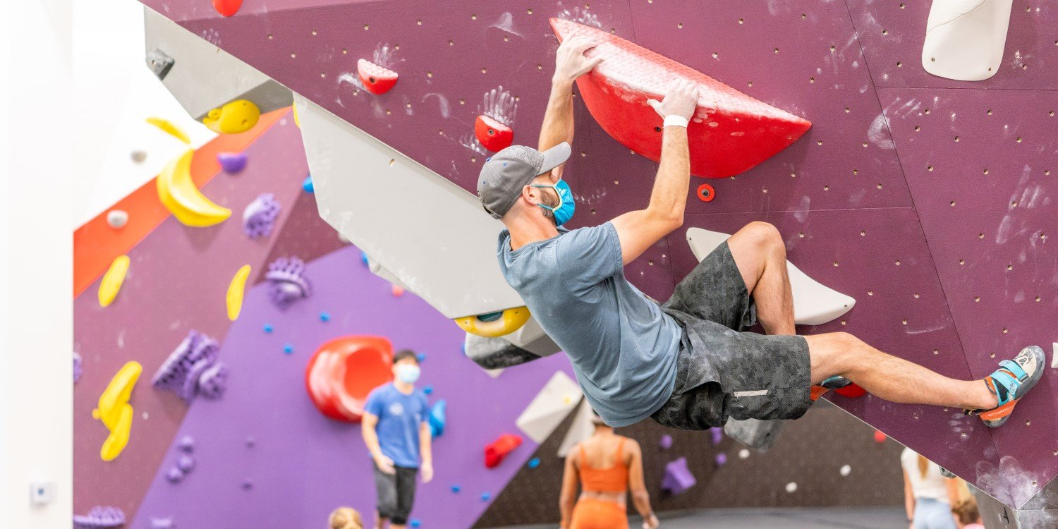 Learn how to grip slopers with confidence