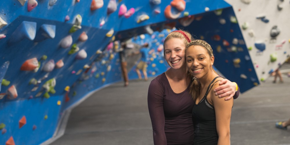 How to find your next go-to climbing partner