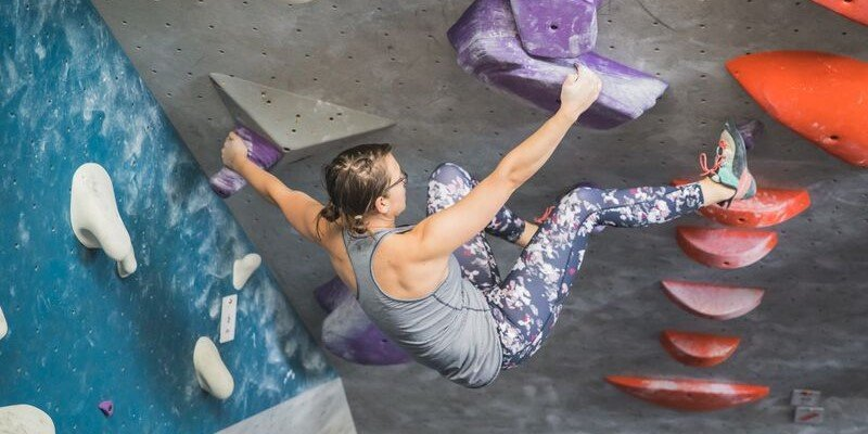 Climbing holds just out of reach? Learn how to stretch every last inch